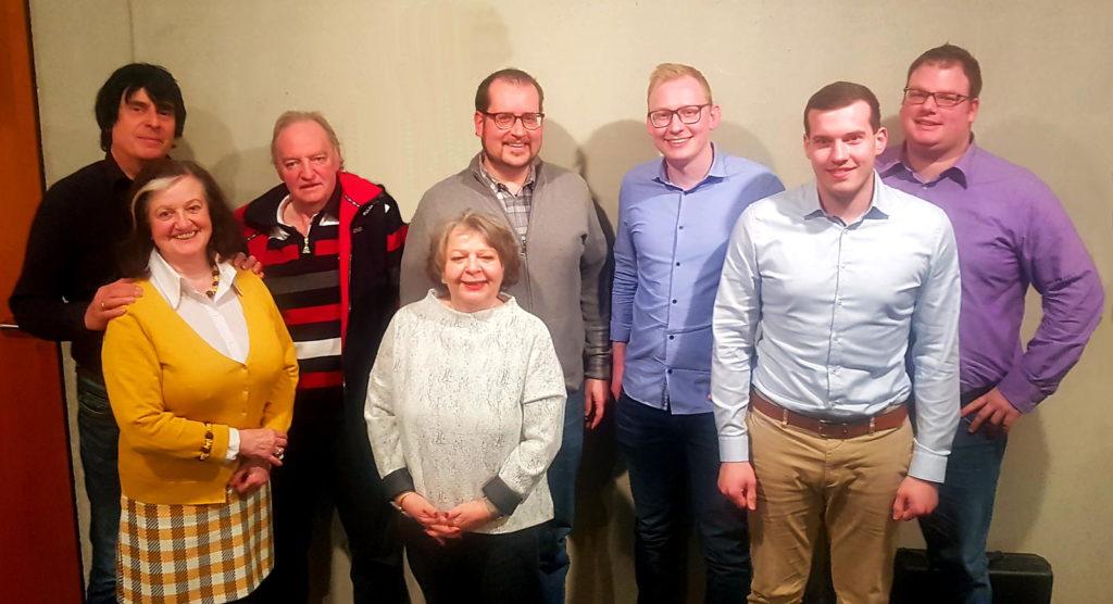 FDP Elsdorf - Vorstand 2020