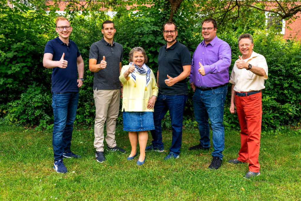 FDP Elsdorf Kandidatenteam