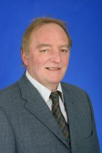 Uwe Müller, Fraktionsvorsitzender der Elsdorfer Stadtratsfraktion